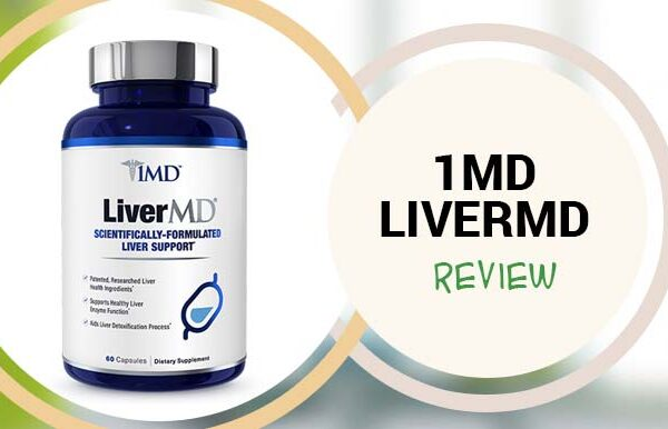 1MD LiverMD Review – Is LiverMD Liver Cleanse Supplement Safe & Effective?