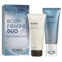Ahava Body Firming Duo Kit Cellulite Control