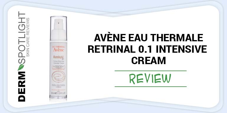 Avène Eau Thermale RetrinAL 0.1 Intensive Cream Review – Is It Any Good?