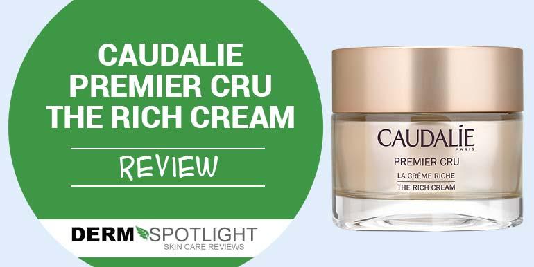 Caudalie PREMIER CRU The Rich Cream Review
