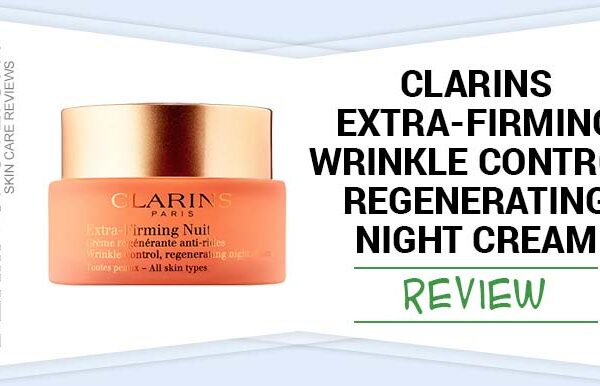 Clarins Extra-Firming Wrinkle Control Regenerating Night Cream Review – Does It Work?