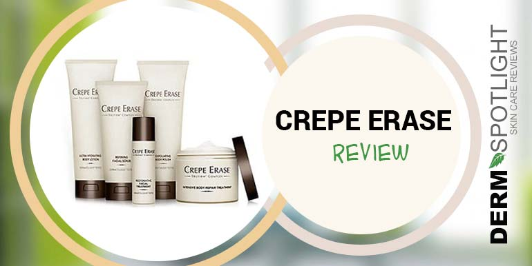 Crepe Erase Review – What You Need To Know About This Intensive Body Repair Treatment