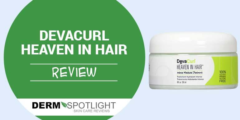 DevaCurl Heaven In Hair Divine Deep Conditioner Review