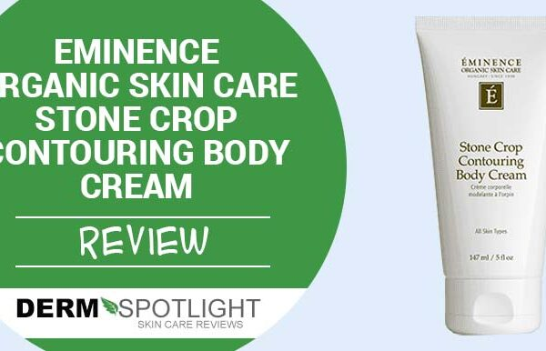Eminence Organic Skin Care Stone Crop Contouring Body Cream Review