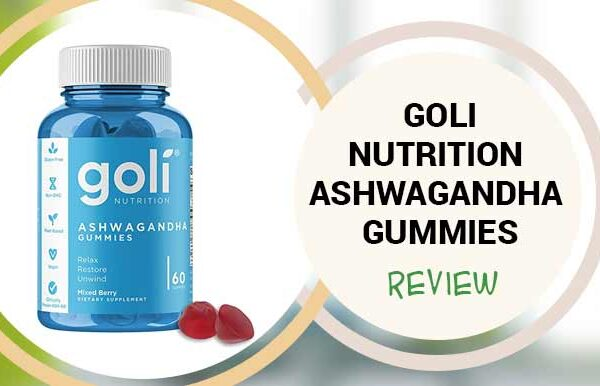 Goli Nutrition Ashwagandha Gummies Review: Powerful Berry-Flavored Health Supplement