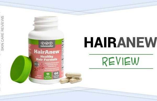 HairAnew Review – Does HairAnew Work & Is It Worth The Money?