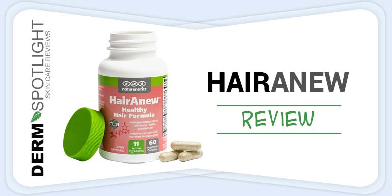 HairAnew Review – Does It Work & Is It Worth The Money?