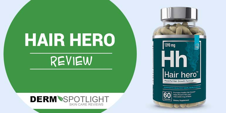Hair Hero Review –  Does It Work and Is It Safe?