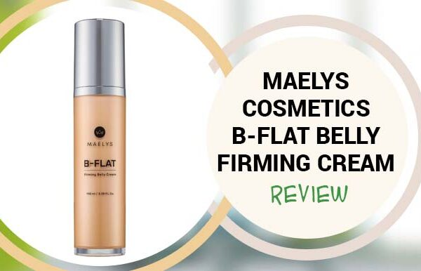 MAELYS Cosmetics B-FLAT Belly Firming Cream Review – Does It Work & Is It Worth Trying?