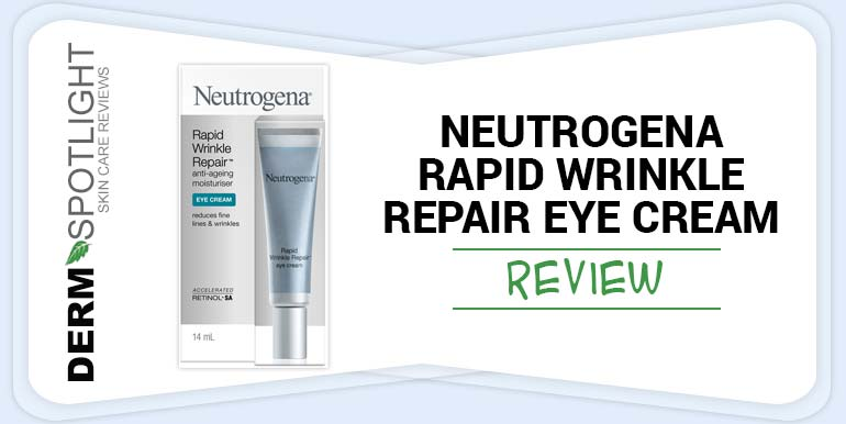 Neutrogena Rapid Wrinkle Repair Eye Cream Review – Is It Worth The Money?