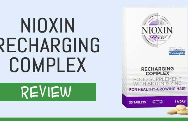 Nioxin Recharging Complex Reviews – How Effective Is Nioxin Recharging Complex For Hair Growth?
