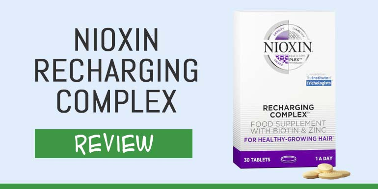 Nioxin Recharging Complex Review – Is It Any Good?