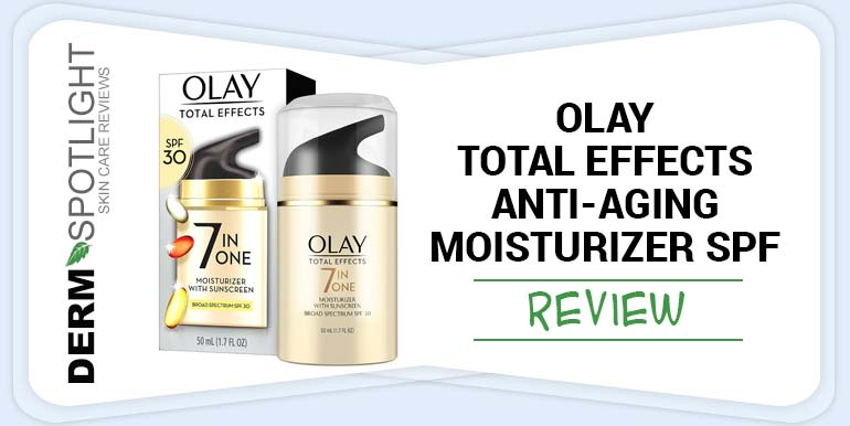 Olay Total Effects Anti-Aging Moisturizer SPF