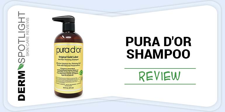 Pura d'or Shampoo Review – Is It Safe To Use and Effective?