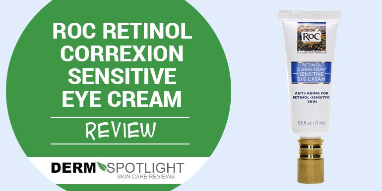 RoC Retinol Correxion Sensitive Eye Cream Review – Is It Worth Trying?