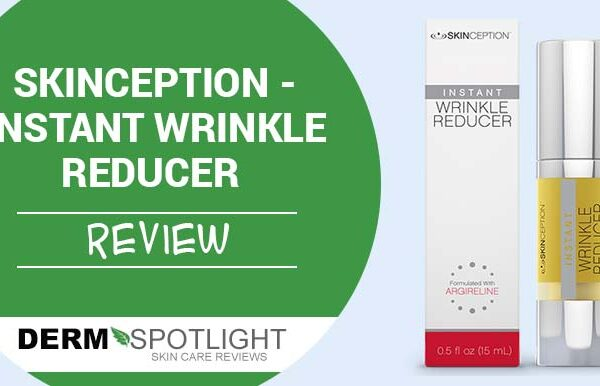 Skinception Instant Wrinkle Reducer Review – Is It Worth The Money?