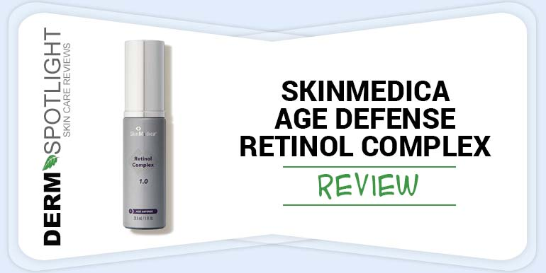 SkinMedica Age Defense Retinol Complex Review – Does It Work?