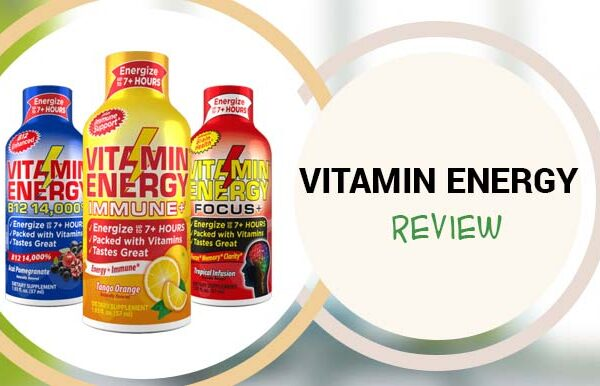 Vitamins Energy Review – How Well Does Vitamins Energy Brand Work?